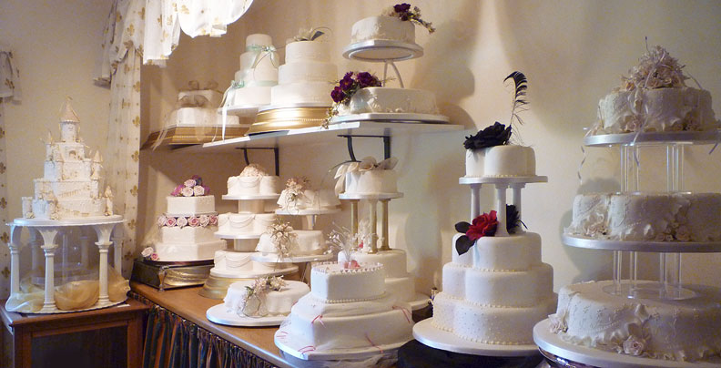 Cakes Galore display room