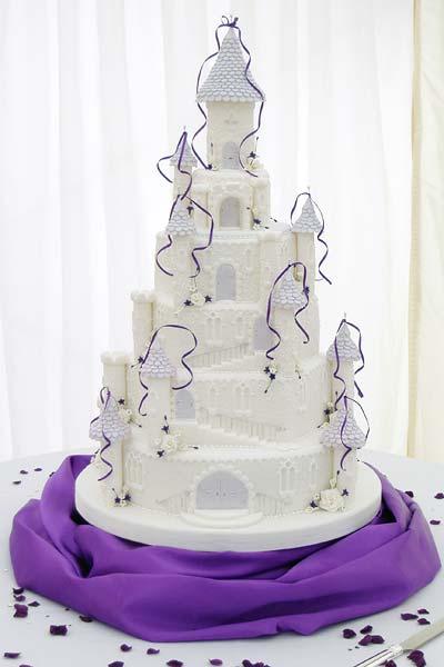 Castle Wedding Cake.Wedding Cakes In Kent Cakes Galore In Kent