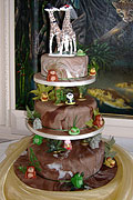 Safari Wedding Cakes