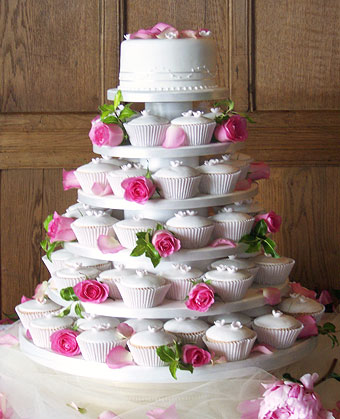 wedding cakes cup cakes - Wonderful wedding cakes (;